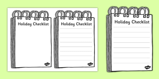 Travel Agents Holiday Lists - Travel agent, holiday, travel, role play, display poster, poster, sign, holidays, agent, booking, plane, flight, hotel