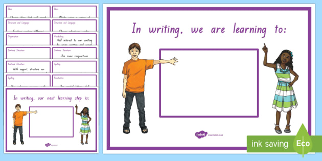 New Zealand Writing End of Year 4 Display Posters - Literacy, End of Year 4, Writing