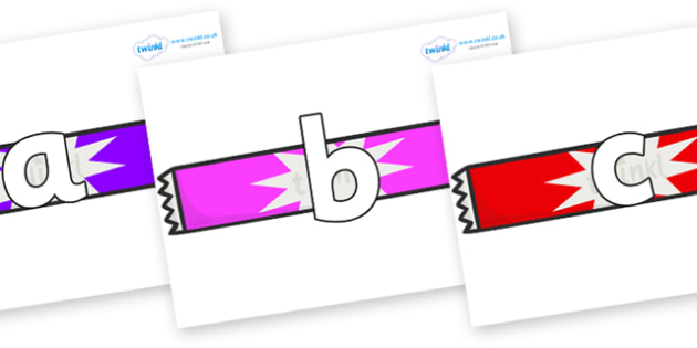 Phoneme Set on Candy Bars - Phoneme set, phonemes, phoneme, Letters and Sounds, DfES, display, Phase 1, Phase 2, Phase 3, Phase 5, Foundation, Literacy
