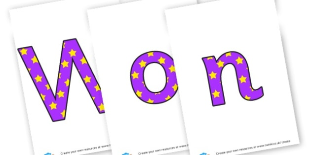 Wonder Wall - display lettering - General Display Banners Primary Resources, Display, Banners