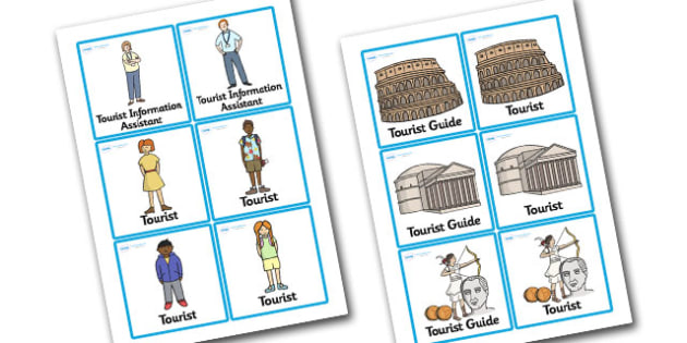 Rome Tourist Information Office Role Play Badges - rome, tourist information, role play, badges, rome badges, tourist infromation office, rome role play