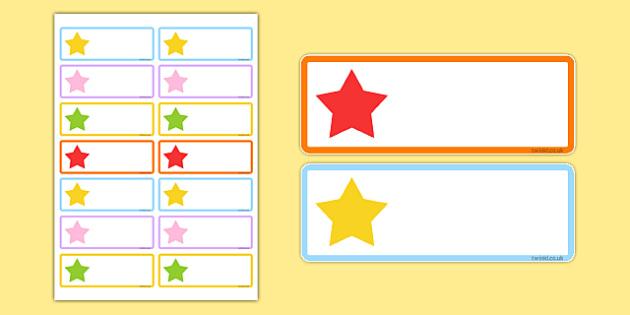 Small Peg Labels - small, peg labels, peg, labels, display, small label