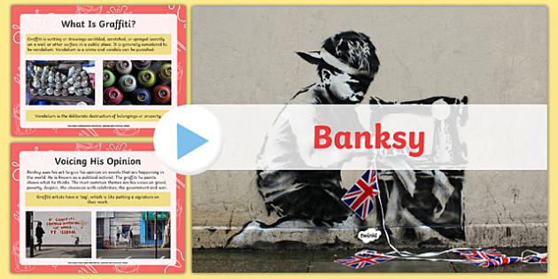 Banksy PowerPoint
