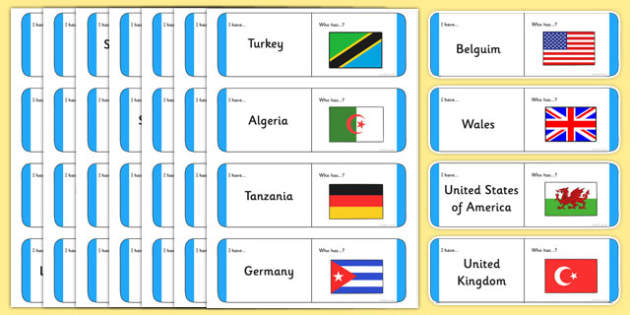 Olympic Flags of the World Loop Cards - flags of the world, flag, countries, world, bunting, Olympic Games, country, loop, cards, flashcards