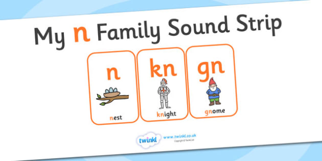 My n Family Sound Strip - family sound strip, sound strip, my family sound strip, my n sound strip, n sound strip, n family sound strip