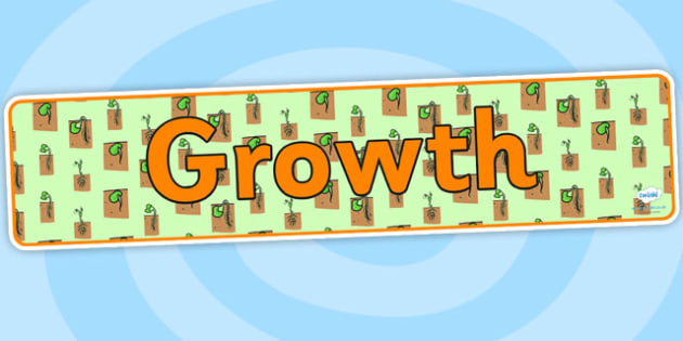Growth Display Banner - growth, growth banner, growth display, growth display header, growth and change, plant growth, growth themed banner, ks2 science