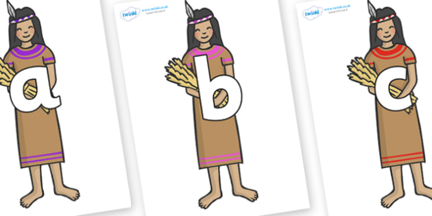 Phoneme Set on Native American - Phoneme set, phonemes, phoneme, Letters and Sounds, DfES, display, Phase 1, Phase 2, Phase 3, Phase 5, Foundation, Literacy