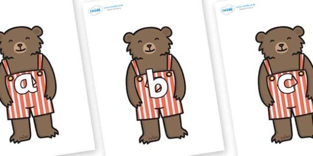 Phase 2 Phonemes on Little Bear - Phonemes, phoneme, Phase 2, Phase two, Foundation, Literacy, Letters and Sounds, DfES, display