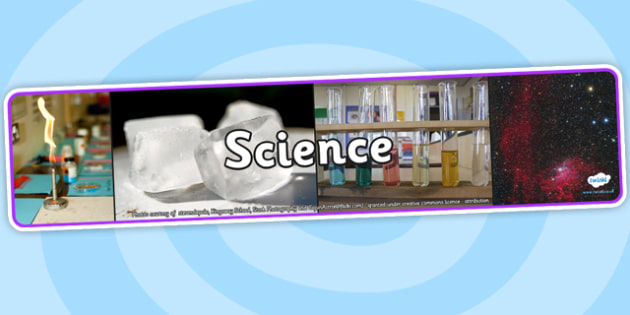 Science Photo Display Banner - science, photo display banner, display banner, display, banner, photo banner, header, display header, photo header, photo