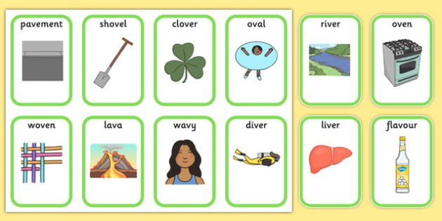 Medial v Playing Cards - speech sounds, phonology, articulation, speech therapy, dyspraxia
