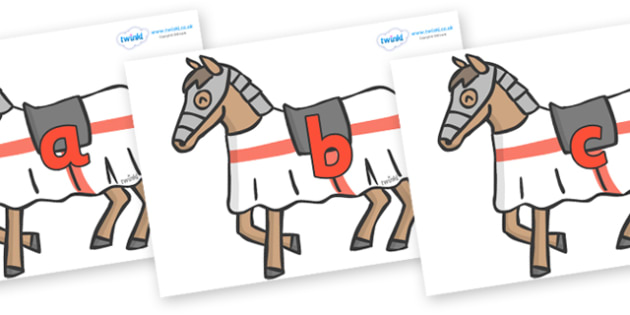Phase 2 Phonemes on Horses - Phonemes, phoneme, Phase 2, Phase two, Foundation, Literacy, Letters and Sounds, DfES, display