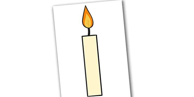 Editable A4 Candle - editable, image, editable image, candles, A4 candles, display candles, candle images for display, editable picture, editable display image, display, display picture