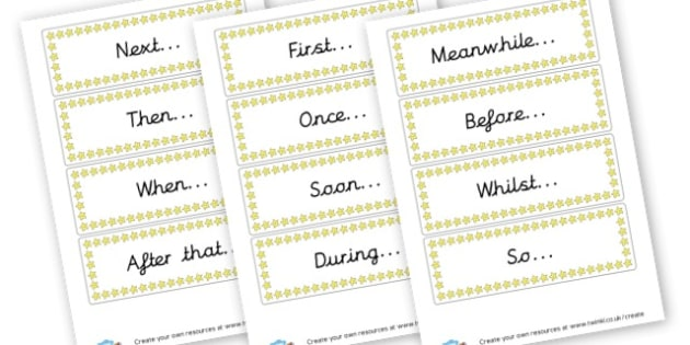 Sentence Starter Cards - Display Sentence Starters Primary Resources, Display, Letters