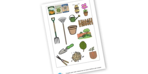 I spy garden - display lettering - Outdoor Play Primary Resources, Outdoor Play, Outside, Playground