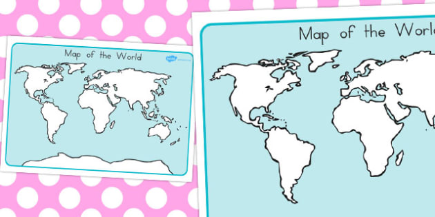 Map of the World - Country, Geography, Map, Globe, Countries