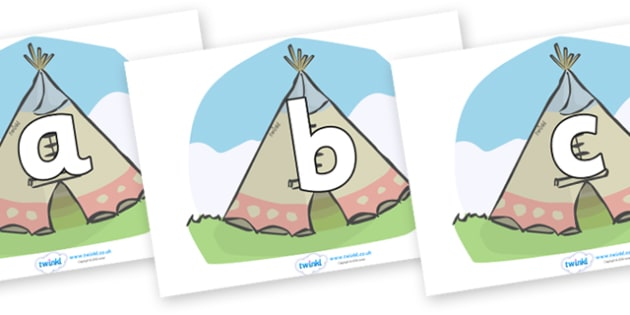 Phoneme Set on Tipis - Phoneme set, phonemes, phoneme, Letters and Sounds, DfES, display, Phase 1, Phase 2, Phase 3, Phase 5, Foundation, Literacy
