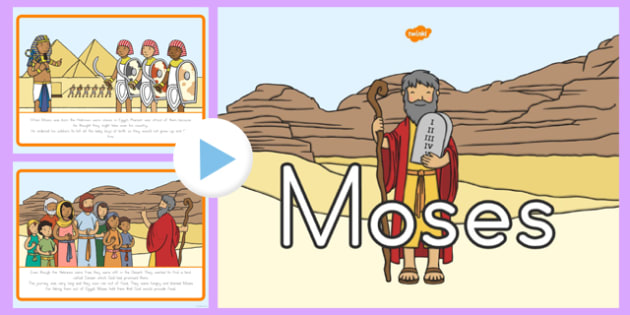 Moses Story PowerPoint - usa, america, moses, moses powerpoint, moses story, the story of moses, the story of moses powerpoint, bible stories, religion, christianity