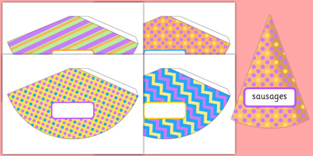 2nd Birthday Party Food Cones - 2nd birthday party, 2nd birthday, new parents, birthday party, birthday, party, food cones