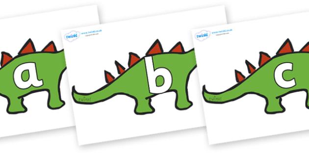Phoneme Set on Dinosaurs - Phoneme set, phonemes, phoneme, Letters and Sounds, DfES, display, Phase 1, Phase 2, Phase 3, Phase 5, Foundation, Literacy