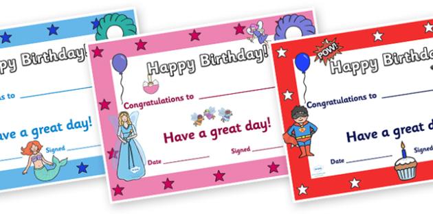 Happy Birthday Posters - happy birthday, posters, display, gifts, happy, birthday
