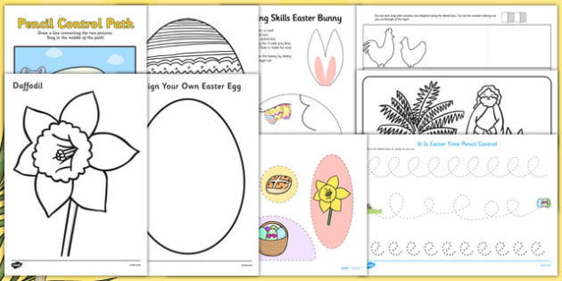Top 10 Easter Fine Motor Skills Activities - top ten, easter, resources, fine motor skills