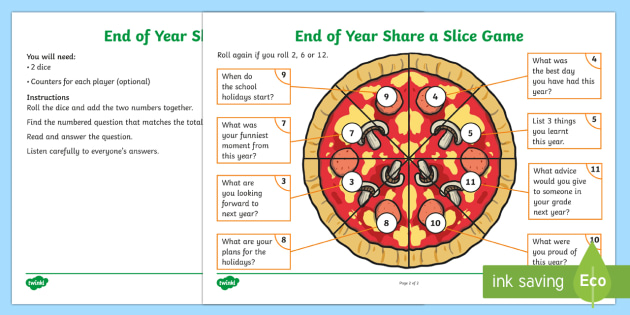 End of Year Themed Board Game - End of Year, end of year game, end of year board game, last day of school, transition game, transiti