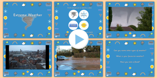 Extreme Weather Conditions Video PowerPoint - extreme weather conditions, extreme weather conditions powerpoint, extreme weather conditions videos, tornado