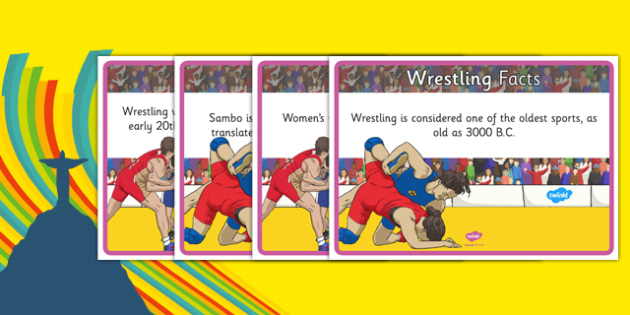 The Olympics Wrestling Display Facts - the olympics, rio olympics, 2016 olympics, rio 2016, wrestling, display facts