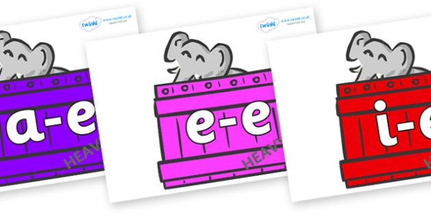 Modifying E Letters on Elephants (Crate) to Support Teaching on Dear Zoo - Modifying E, letters, modify, Phase 5, Phase five, alternative spellings for phonemes, DfES letters and Sounds