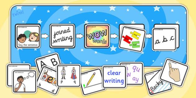 Editable Writing Target Cards Arrows - writing targets, writing target cards, editable, arrows, editable arrows, editable writing targets, editable targets