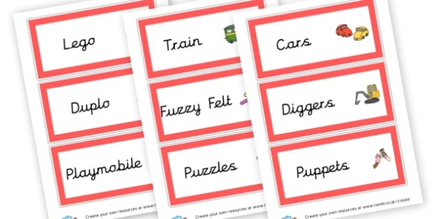 Year 1 large box labels - Resource Labels Primary Resources, resource, label, drawer labels