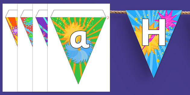Happy New Year Bunting - bunting, decorations, display, display bunting, happy new year, the new year, 2013, classroom decorations, for decorating your classroom