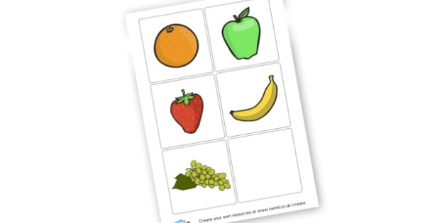 Fruit Picture Cards - Fruit and Vegetables Primary Resources, fruits, healthy eating