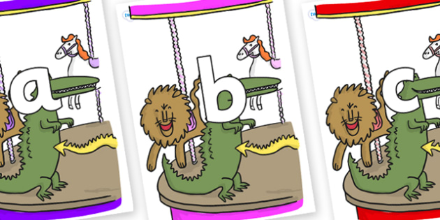 Phoneme Set on Trick 3 to Support Teaching on The Enormous Crocodile - Phoneme set, phonemes, phoneme, Letters and Sounds, DfES, display, Phase 1, Phase 2, Phase 3, Phase 5, Foundation, Literacy