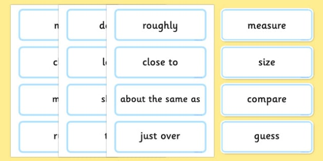 Maths Measures Shape and Space Word Cards - maths measures, shape and space, word cards, shape and space word cards, maths word cards, word cards