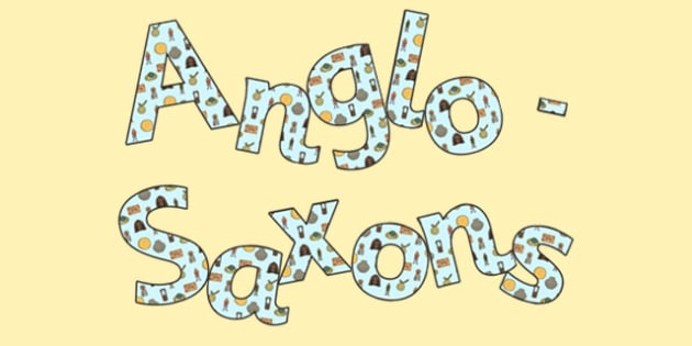 Anglo Saxons' Display Lettering - anglo saxons, anglo-saxons, the saxons, anglo saxons lettering, anglo saxons lettering for display, saxons letters