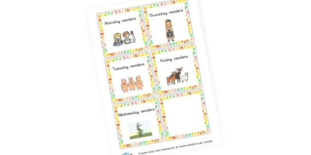 Guided Reading Labels - Assessment Focused Guided Reading Primary Resources, AF Reading