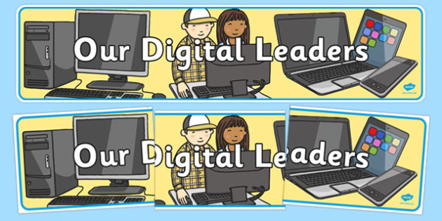 Our Digital Leaders Display Banner - our digital leaders, display banner, display, banner, digital, leader