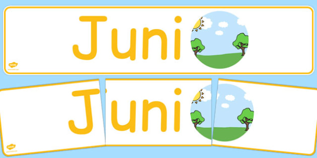Juni Display Banner German - german, june, display banner, display, banner