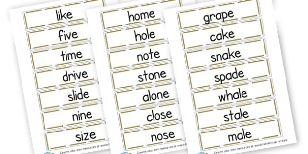 split digraph sound cards - Letters and Sounds Phase 5 Primary Resources, Phase Five, phonics