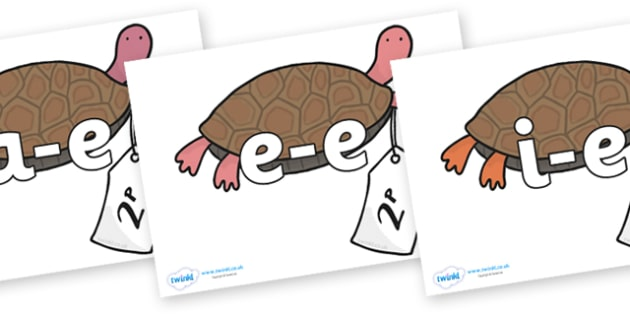 Modifying E Letters on Terrapin to Support Teaching on The Great Pet Sale - Modifying E, letters, modify, Phase 5, Phase five, alternative spellings for phonemes, DfES letters and Sounds