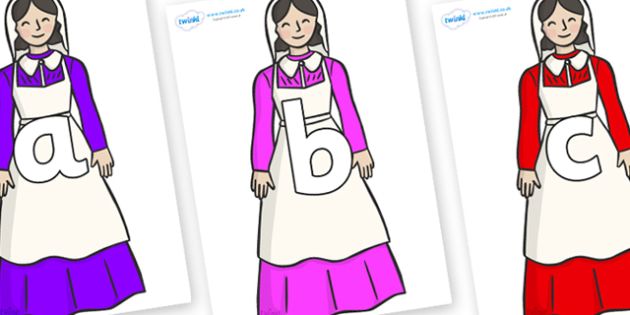 Phoneme Set on Florence Nightingale - Phoneme set, phonemes, phoneme, Letters and Sounds, DfES, display, Phase 1, Phase 2, Phase 3, Phase 5, Foundation, Literacy