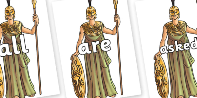 Tricky Words on Athena - Tricky words, DfES Letters and Sounds, Letters and sounds, display, words