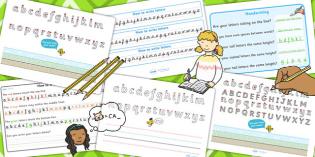 Name Writing Resource Pack - name, writing, pack, resources