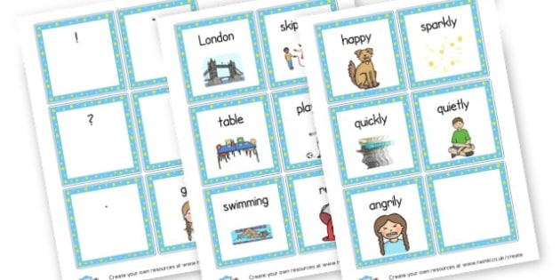 S.P.A.G. Pictures - SPaG - Spelling Punctuation and Grammar, SPaG Resources, Spelling