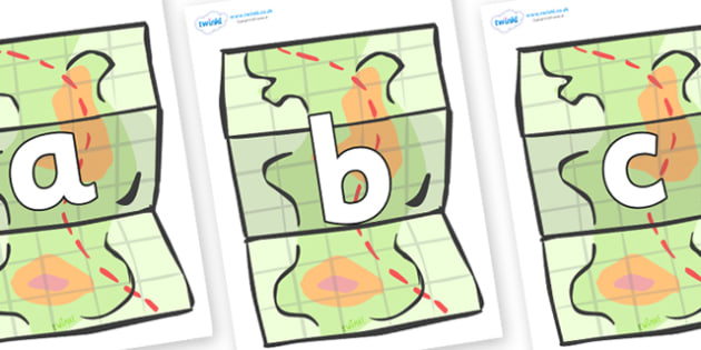 Phoneme Set on Maps - Phoneme set, phonemes, phoneme, Letters and Sounds, DfES, display, Phase 1, Phase 2, Phase 3, Phase 5, Foundation, Literacy