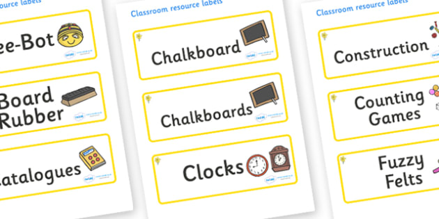 Daffodil Themed Editable Additional Classroom Resource Labels - Themed Label template, Resource Label, Name Labels, Editable Labels, Drawer Labels, KS1 Labels, Foundation Labels, Foundation Stage Labels, Teaching Labels, Resource Labels, Tray Labels,