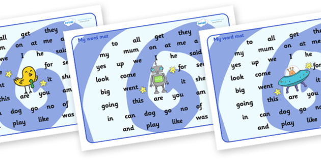 Space Themed Word Mat FS3 - word mat, writing aid, mat, space, outer space, in space, moon, sun, stars, space themed, space theme, space word mat, space words, space key words, words on a mat, key words, literacy, learning aid