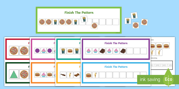 Workstation Food Sequences Activity Pack - TEACCH, workstation pack, ASD, ASC, autism, p level maths, using and applying maths