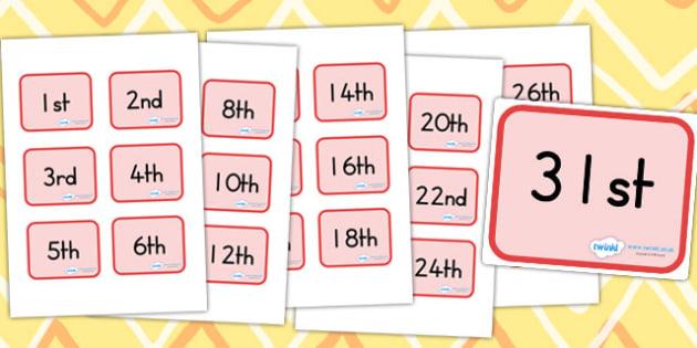Calendar Dates Labels - calender, dates, labels, signs, display